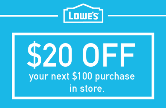 lowes    printable coupon delivered instantly